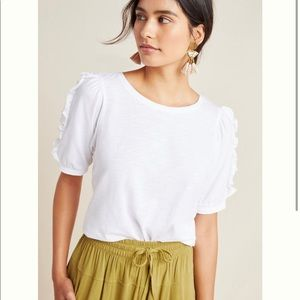 Anthropologie A+ plus size top